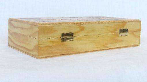 Caja de madera IJ00045L c